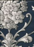Classic Silks 3 Wallpaper CS35627 By Norwall For Galerie